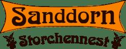 Sanddorn Storchennest GmbH - Logo